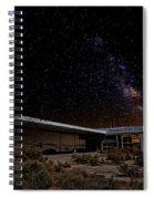 Milky Way Gas Spiral Notebook