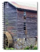 Mill Spiral Notebook