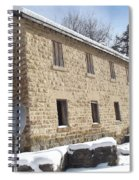 Mill Cooperage Spiral Notebook