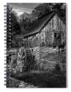 Mill - The Mill Spiral Notebook