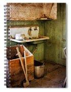 Miller Kitchen Spiral Notebook