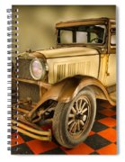 Millers Chop Shop 1929 Dodge Victory Six Before Spiral Notebook