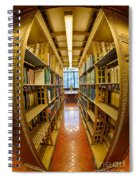Milstein Room Nyc Library Spiral Notebook