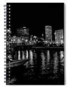 Milwaukee Downtown Third Ward Spiral Notebook