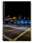 Milwaukee Public Market Spiral Notebook