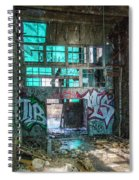 Milwaukee - Solvay Coke And Gas Company  3 Spiral Notebook
