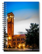 Milwaukee Station Spiral Notebook