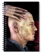 Mind Control Spiral Notebook