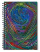 Mind Journey Spiral Notebook