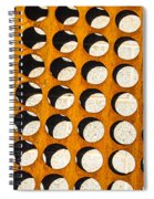 Mind - Spaces Spiral Notebook