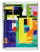 Mindscape II Spiral Notebook