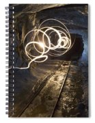 Mine Spiral Notebook