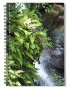 Mine Kill Falls New York Spiral Notebook