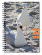 Mine Mine Mine Spiral Notebook