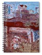 Miner Wall Art 2 Spiral Notebook