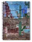 Miner Wall Art 3 Spiral Notebook