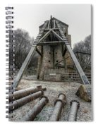 Minera Lead Mines Spiral Notebook