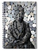 Mineral Buddha Spiral Notebook