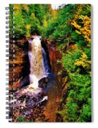 Miner's Falls Spiral Notebook