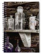 Miner's Kitchen Spiral Notebook