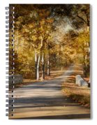 Mingling With Beauty Spiral Notebook