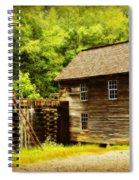 Mingus Mill Spiral Notebook