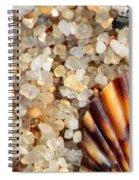 Mini Beach Vacation Spiral Notebook