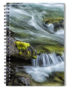 Mini Falls Spiral Notebook