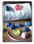 Mini Soaps Collection Spiral Notebook