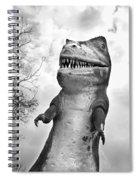Miniature Golf Dinosaur Spiral Notebook