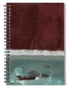 Minima - Brg01dd Spiral Notebook