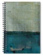 Minima - S02b Turquoise Spiral Notebook