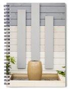 Minimal Gardening Spiral Notebook
