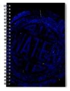 Minimalism Water Spiral Notebook