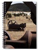 Mining Equipment Spiral Notebook