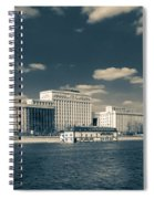 Ministry Of Defence Spiral Notebook