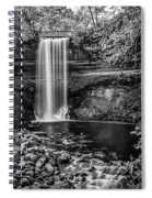 Minnehaha Falls Spiral Notebook