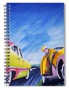 Minnesota Flat Spiral Notebook