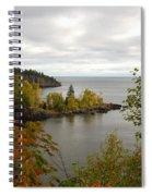 Minnesota North Shore Spiral Notebook