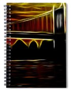 Minnesota Sunset Spiral Notebook