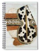Minoan Livestock Painting Spiral Notebook