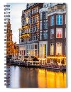 Mint Tower Spiral Notebook