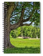 Minute Man National Historical Park  Spiral Notebook