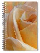 Mirage Rose Spiral Notebook