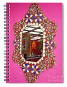 Mirror Spiral Notebook
