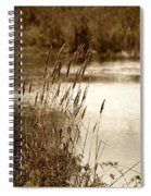 Mirroring Nature Spiral Notebook