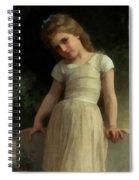 Mischievous One Spiral Notebook