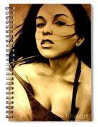 Miss Gidget Spiral Notebook