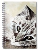 Miss Lilly Spiral Notebook