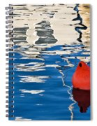 Miss Pattie Reflections Spiral Notebook